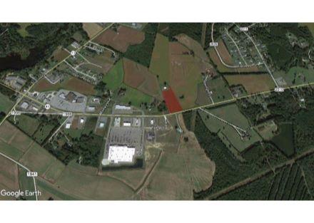 Hwy 41 W-2.81 Acres- Parcel Aerial