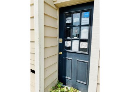 Another Exterior Door