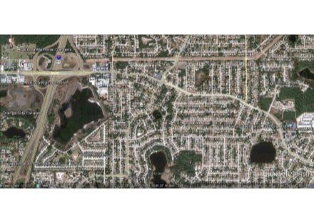 Distant Aerial Robinson Complex