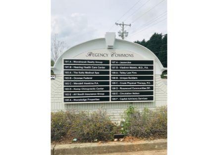 Building Signage