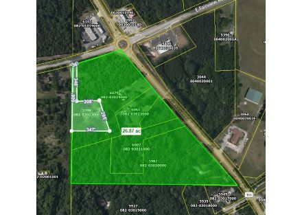 2398 Fairview Rd. Tax Plat Map Aerial View  jpeg Capture