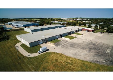 Janesville Industrial Office for Lease