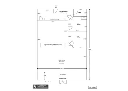 408 N Pleasantburg Floor Plan