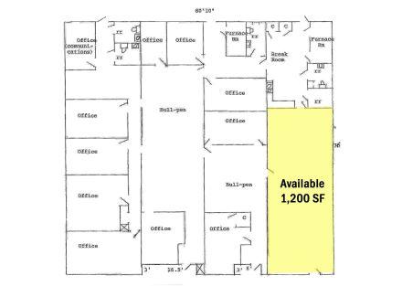 366 E. Main St. Floor Plan