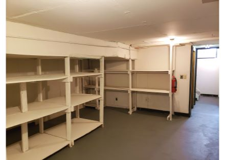 2151 Basement Storage