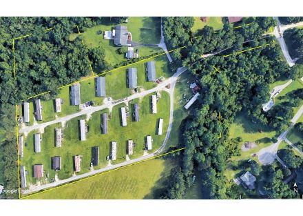 Briar Creek Park Aerial