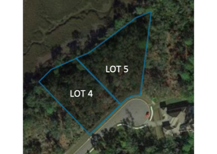 Lot 4 + 5 Areal Photo