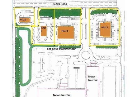 NJ Nova Road - 4 Pads