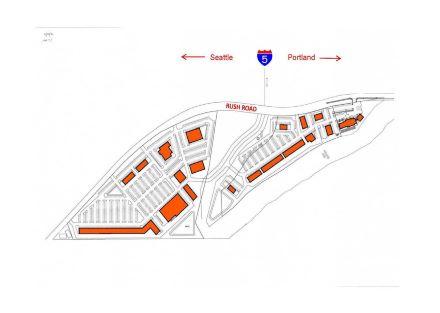 Site I-5 Retail/Light IndustrialPlan