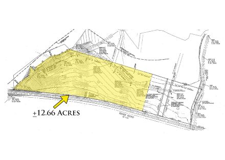 Plat Labeled 12 Acres