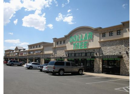 West Wind Shopping Center